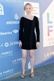 Molly Quinn at 2019 LAFH Awards and Fundraiser Celebration in West Hollywood 2019/04/25 3