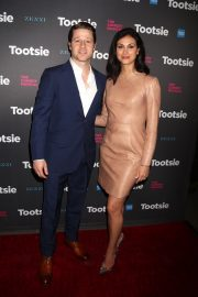 """Morena Baccarin at """"Tootsie"""" Broadway Play Opening Night in New York City 2019/04/23 1"""