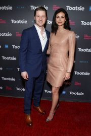 """Morena Baccarin at """"Tootsie"""" Broadway Play Opening Night in New York City 2019/04/23 3"""