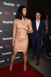 """Morena Baccarin at """"Tootsie"""" Broadway Play Opening Night in New York City 2019/04/23 4"""