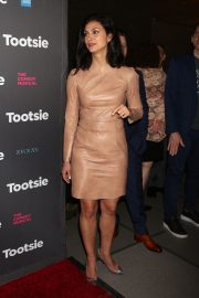 """Morena Baccarin at """"Tootsie"""" Broadway Play Opening Night in New York City 2019/04/23 5"""