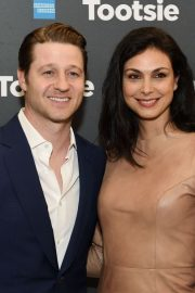 """Morena Baccarin at """"Tootsie"""" Broadway Play Opening Night in New York City 2019/04/23 7"""