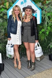 Natalie Alyn Lind at Aero x Repreve Eco Friendly Collection with Performance in Malibu 2019/04/26 2