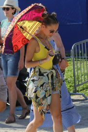 Nicole Richie at the New Orleans Jazz and Heritage Festival 2019/04/27 5