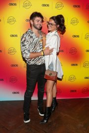 Paris Berelc and Jack Griffo at Asos Life is Beautiful Party in Los Angeles 2019/04/25 3