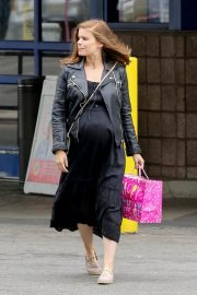Pregnant Kate Mara Out a Grocery Store in Los Angeles 2019/04/28 6
