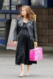 Pregnant Kate Mara Out a Grocery Store in Los Angeles 2019/04/28 8