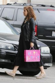Pregnant Kate Mara Out a Grocery Store in Los Angeles 2019/04/28 14