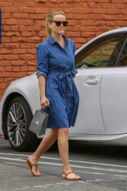 Reese Witherspoon Out A SPA Session in Santa Monica 2019/04/28 8