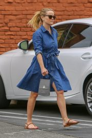 Reese Witherspoon Out A SPA Session in Santa Monica 2019/04/28 9