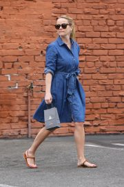 Reese Witherspoon Out A SPA Session in Santa Monica 2019/04/28 11