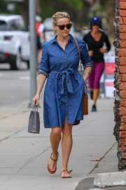 Reese Witherspoon Out A SPA Session in Santa Monica 2019/04/28 14