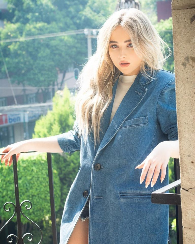 SABRINA CARPENTER for Nylon Espanol Magazine, 2019 Issue 1