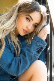 SABRINA CARPENTER for Nylon Espanol Magazine, 2019 Issue 4