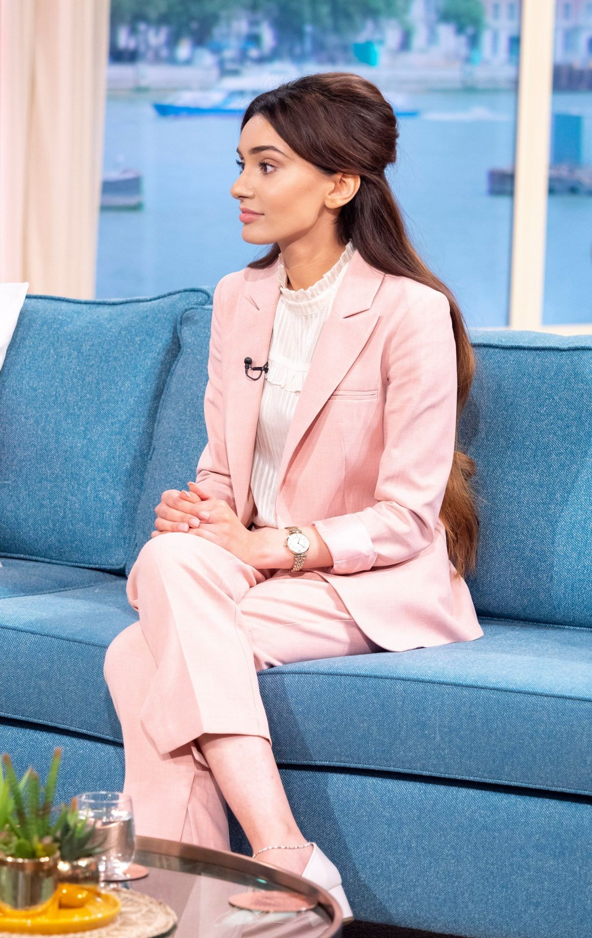 Shila Iqbal at This Morning TV Show in London 2019/04/23 1