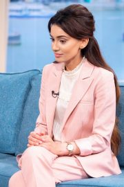 Shila Iqbal at This Morning TV Show in London 2019/04/23 9