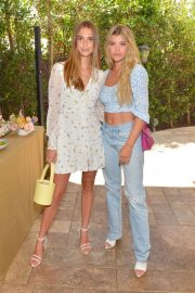 Sofia Richie Arrives at Talita Von Furstenberg Celebrates Her First Collection for DVF in Hollywood 2019/04/25 3
