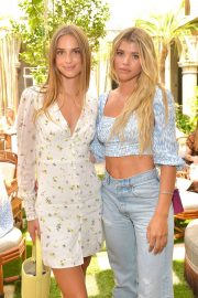 Sofia Richie Arrives at Talita Von Furstenberg Celebrates Her First Collection for DVF in Hollywood 2019/04/25 5