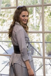 """Stana Katic at """"Absentia"""" Press Conference in Los Angeles 2019/04/26 3"""