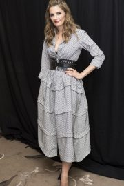 """Stana Katic at """"Absentia"""" Press Conference in Los Angeles 2019/04/26 4"""