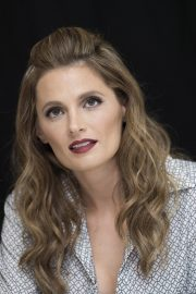 """Stana Katic at """"Absentia"""" Press Conference in Los Angeles 2019/04/26 7"""