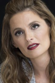 """Stana Katic at """"Absentia"""" Press Conference in Los Angeles 2019/04/26 9"""