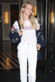 Abby Champion Out in New York 2019/05/02 1