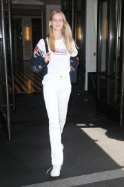 Abby Champion Out in New York 2019/05/02 2