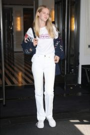 Abby Champion Out in New York 2019/05/02 3