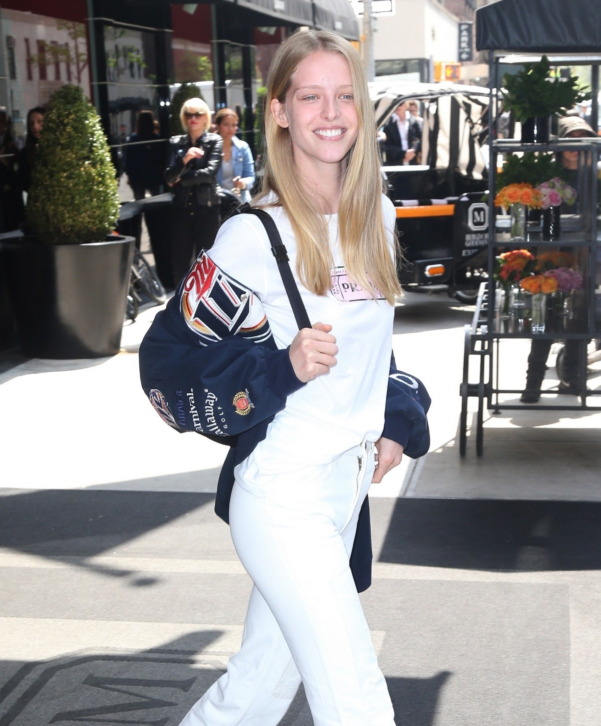 Abby Champion Out in New York 2019/05/02 5
