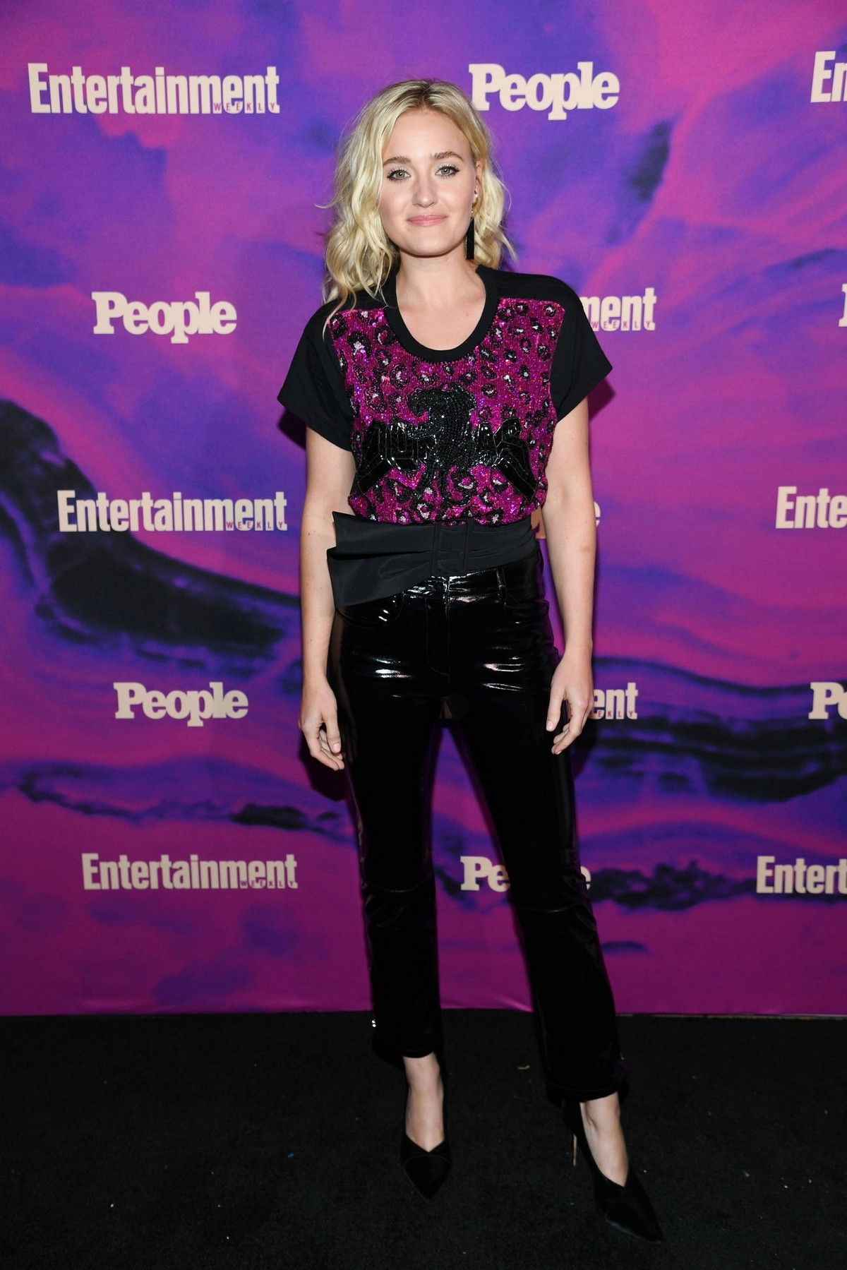 AJ Michalka at Entertainment Weekly & PEOPLE New York Upfronts Party in New York 2019/05/13 1