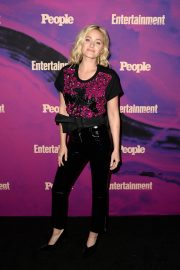 AJ Michalka at Entertainment Weekly & PEOPLE New York Upfronts Party in New York 2019/05/13 2