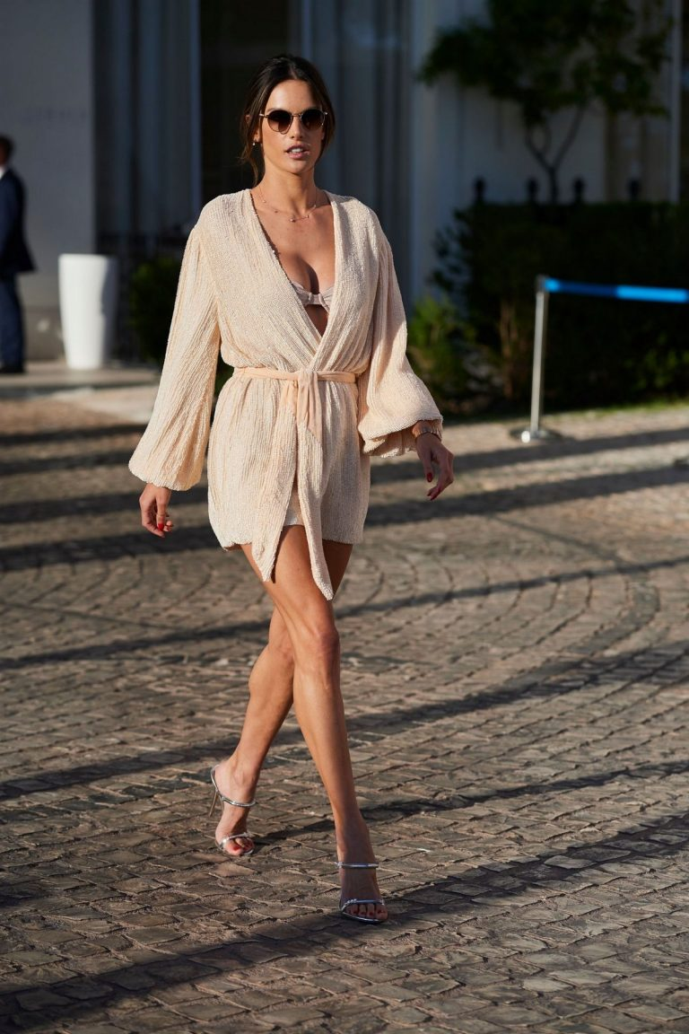 Alessandra Ambrosio at The 72nd Cannes Film Festival in Cannes 2019/05/15 1