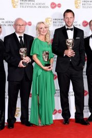 Alex Scott and Billy Monger at 2019 BAFTA Awards at Royal Festival Hall 2019/05/12 4