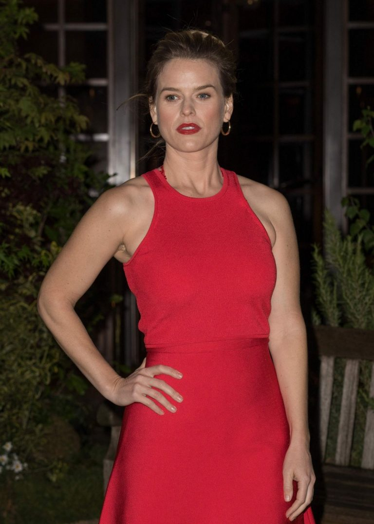 Alice Eve at JW Marriott Grosvenor House 90th Anniversary Party in London 2019/04/30 2