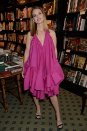 """Alice Eve at Launch of New Book """"Lomita For Ever"""" by Trevor Eve in London 2019/05/07 3"""