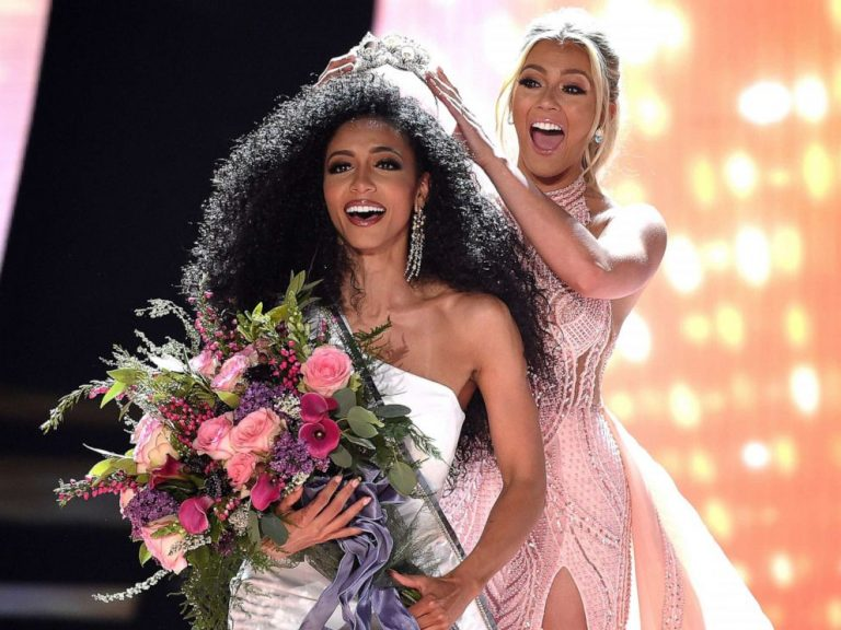 All Are Black Women Miss USA, Miss America and Miss Teen USA 1