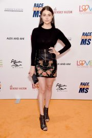 Allison Paige at 26th Annual Race to Erase MS in Beverly Hills 2019/05/10 2