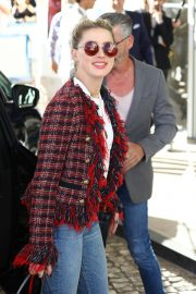 Amber Heard Arrives at Nice Airport of the 72nd Annual Cannes Film Festival 2019/05/13 6