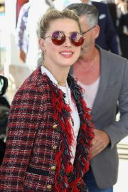 Amber Heard Arrives at Nice Airport of the 72nd Annual Cannes Film Festival 2019/05/13 7