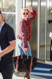 Amber Heard Arrives at Nice Airport of the 72nd Annual Cannes Film Festival 2019/05/13 9