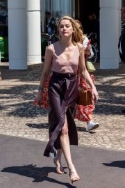 Amber Heard at The 72nd Cannes Film Festival in Cannes 2019/05/16 3