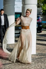 Amber Heard at the Martinez Hotel During The 72th Cannes Film Festival 2019/05/15 3