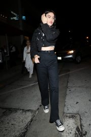 Amelia Gray Hamlin Out for dinner at Craig's in West Hollywood 2019/05/09 1