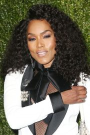 Angela Bassett at The Tribeca Film Festival in New York 2019/04/29 10