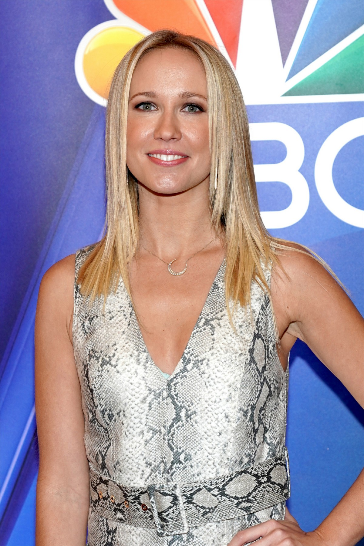 Anna Camp at NBCUniversal Upfront Presentation at Four Seasons Hotel in New York 2019/05/13 4