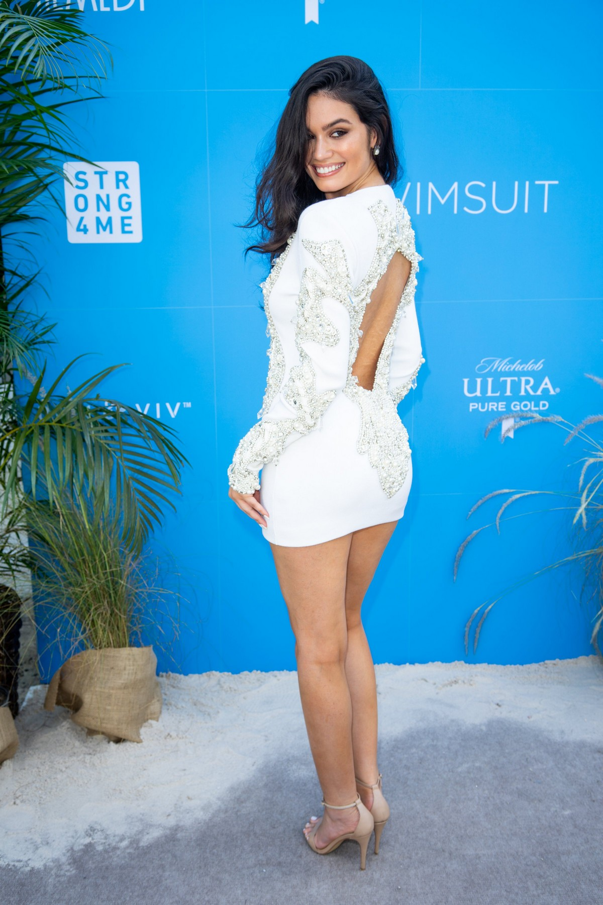Anne de Paula at Sports Illustrated Swimsuit 2019 Day 2 at Ice Palace in Miami 2019/05/11 8