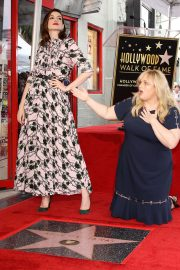 Anne Hathaway at Star Ceremony on The Hollywood Walk Of Fame in Hollywood 2019/05/09 13