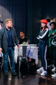 Anne Hathaway at The Late Late Show with James Corden 2019/05/09 7