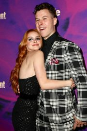 Ariel Winter with co-star Nolan Gould at Entertainment Weekly & PEOPLE New York Upfronts Party 2019/05/13 2